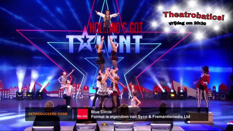 Theatrobatics - Hollands Got Talent